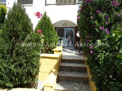 Apartament w rejonie Paphos (Tombs of the Kings ) na sprzedaż