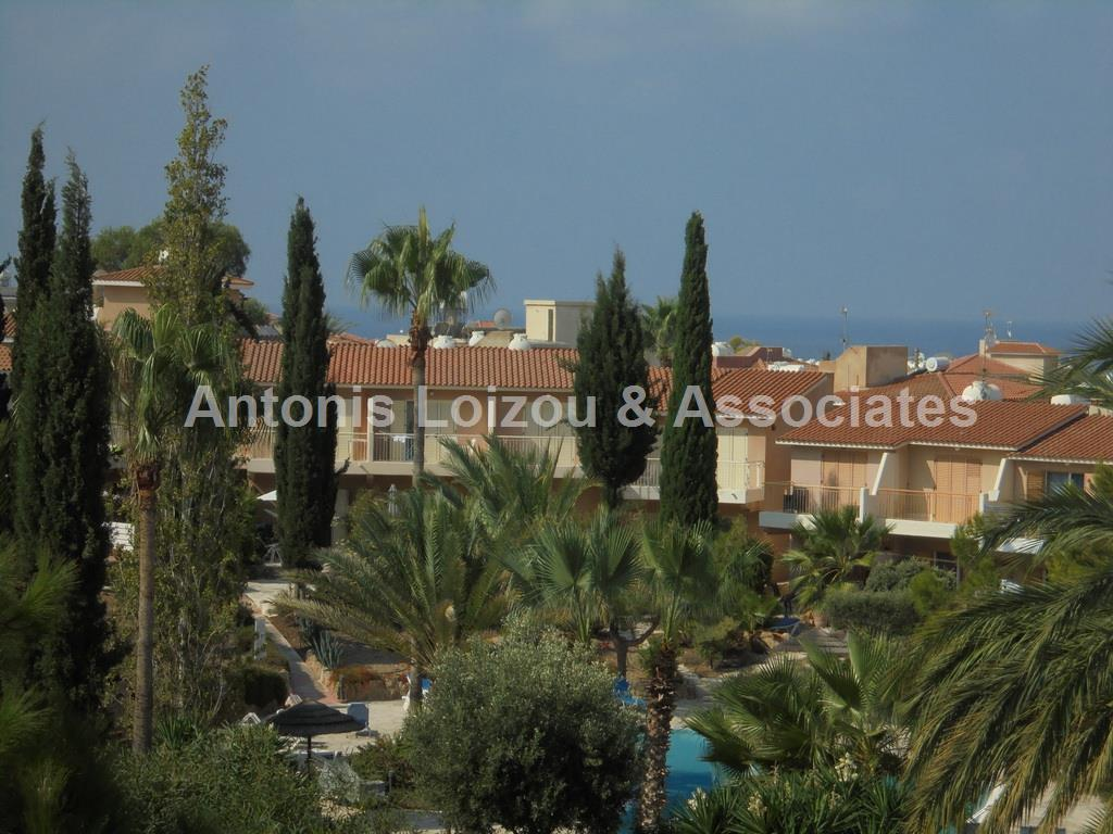 Apartament w rejonie Paphos (Tombs of the Kings) na sprzedaż